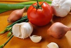 Gemengde groenten Royalty-vrije Stock Foto's