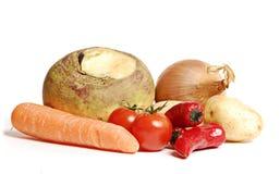 Gemengde groenten stock foto's