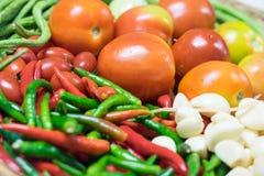 Gemengde groenten Royalty-vrije Stock Fotografie