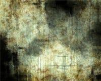 Gemengde materiële abstracte grungetextuur Stock Foto's