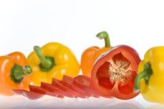 Gemengde Peper Stock Foto's