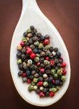 Gemengde peperbollen Royalty-vrije Stock Foto