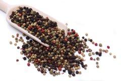 Gemengde peperbollen Royalty-vrije Stock Fotografie