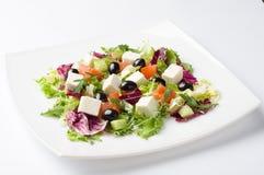 Gemengde plantaardige salade Royalty-vrije Stock Foto