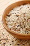 Gemengde rijst Royalty-vrije Stock Foto's