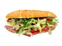 Gemengde Sandwich Royalty-vrije Stock Foto's