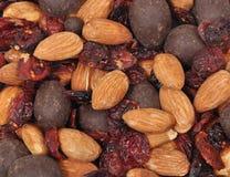 Gemengde snack Stock Foto