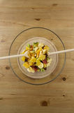 Gemengde vruchten Stock Foto's