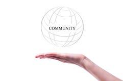 gemenskap arkivbild
