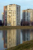gemenskaphus Arkivbilder