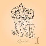 Gemini Royalty Free Stock Image