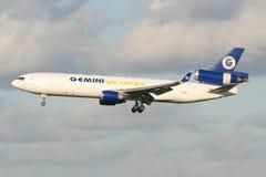 Gemini Airliners fotos de stock