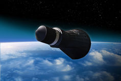 Gemini Space Capsule Photo stock