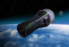 Gemini Space Capsule Fotografía de archivo