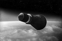Gemini Space Capsule Image libre de droits
