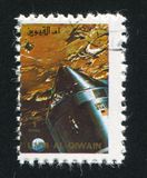 Gemini Spacecraf fotografia de stock