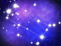Gemini Zodiac Royalty Free Stock Photo