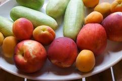 Gemischte frische Frucht Lizenzfreie Stockfotos