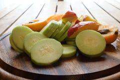 Gemischte frische Frucht Stockfoto
