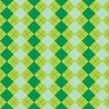 Gemischte grüne Farben der Strickjackebeschaffenheit Stockfotografie