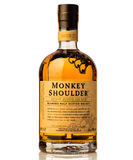 Gemischter schottischer Whisky des Affen Schulter Lizenzfreie Stockfotografie