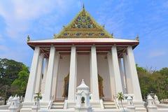 Thailändischer chinesischer angeredeter Tempel lizenzfreie stockbilder