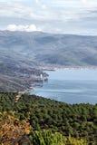 Gemlik coasts. Marmara sea and Gemlik coasts stock images
