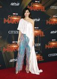 Gemma Chan. At the World premiere of `Captain Marvel` held at the El Capitan Theater in Hollywood, USA on March 4, 2019 royalty free stock image