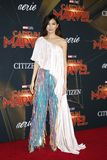 Gemma Chan. At the World premiere of `Captain Marvel` held at the El Capitan Theater in Hollywood, USA on March 4, 2019 royalty free stock images
