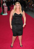 Gemma Collins Photographie stock