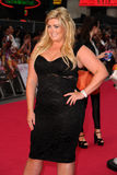 Gemma Collins Foto de Stock Royalty Free