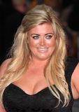 Gemma Collins Royalty Free Stock Image