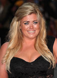 Gemma Collins Royalty Free Stock Images