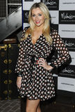 Gemma Merna. Arrives for the Malmaison Hotel Liverpool re-opening party.. 23/09/2011  Picture by Steve Vas/Featureflash Stock Photo