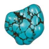 Gemme de turquoise Image stock