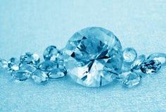 Gemmes de bijoux photographie stock libre de droits