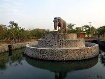 GEMOLONG EDU公园 库存图片