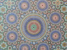 Moroccan Geometry Royalty Free Stock Image