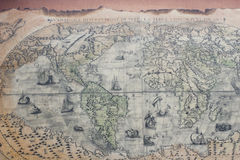 gemowa mapa Zdjęcie Royalty Free