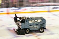 gemowy hokejowy zamboni Obrazy Royalty Free