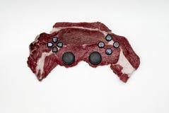Gemowy mięso Obrazy Royalty Free