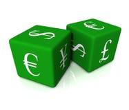 gemowy pieniądze Zdjęcie Stock