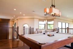 Gemowy pokój w ekskluzywnym luksusu domu Fotografia Stock
