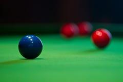 gemowy snooker zdjęcie royalty free
