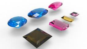 Gems Stock Photo