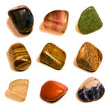 Gems collection Stock Photo