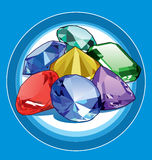 Gems Stock Photography