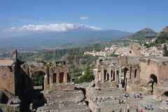 The Gems of Sicily Royalty Free Stock Photography