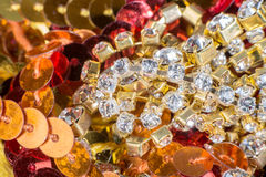 Gems and treasures Royalty Free Stock Photography
