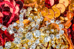 Gems and treasures Royalty Free Stock Photos